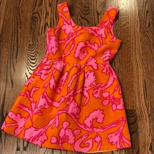 Lovely JB by Julie Brown Mini Dress sz 8 EUC